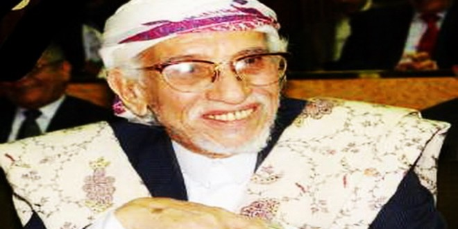 المؤرخ مطهر بن علي الارياني