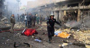 التفجيرات الآثمة في العراق