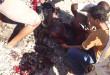من آثار هجمات انتحارية نفذها تنظيم داعش في المكلا قبل أيام (ارشيف ـ المستقبل)