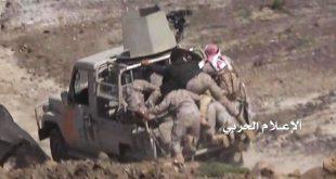 كتائب بن سلمان في اسوأ عملية هروب جماعي من مواقعهم وراء الحدود