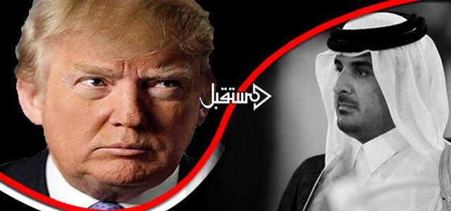 "Résultat de recherche d'images pour ""إنه ""انذار حرب"" امريكي على دولة قطر.."""