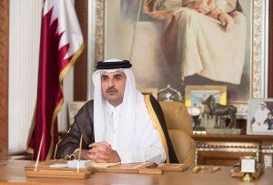 خطاب امير قطر يبدد آمال الحل واحتمالات التهدئة والانفراج تتراجع لمصلحة التصعيد